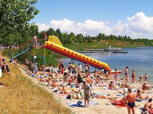 Сергеевка - отдых на курортах Одесской области